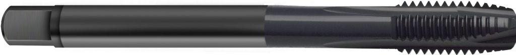 Artikel 8435 HSCo Maschinengewindebohrer DIN 376, Form B, dampfbehandelt, ISO DIN13 2/6H